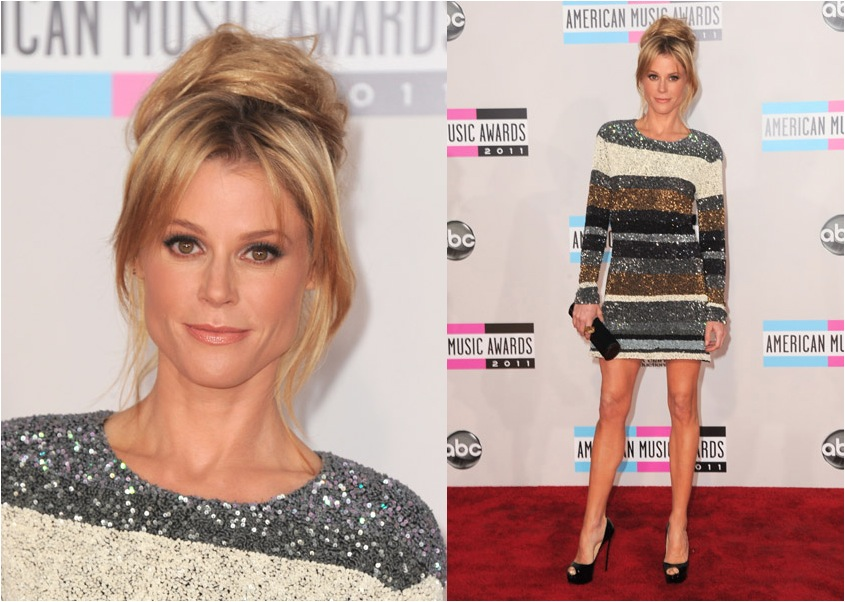 Get the Look Julie Bowen at the American Music Awards