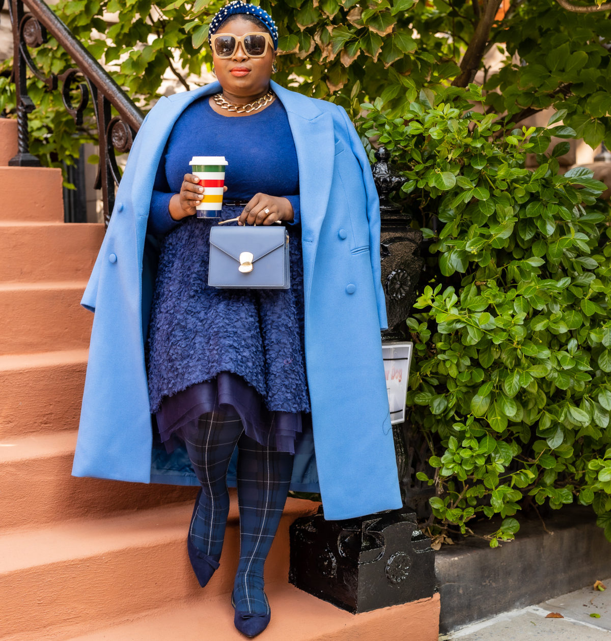 How to dress for Autumn in New York